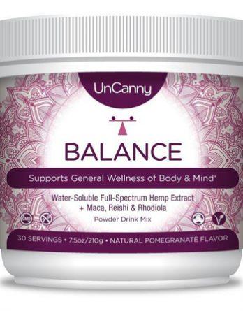 UnCanny Wellness CBD Balance Drink Blend