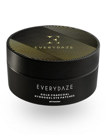 Everydaze Gold Charcoal Hydrogel Eye Patches